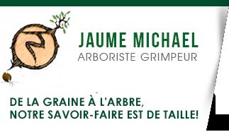 Jaume Michael Arboriste Grimpeur - Belgique - Arboriste - Grimpeur